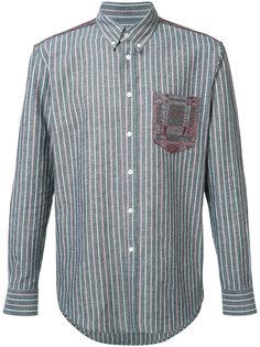 рубашка в полоску Julien David