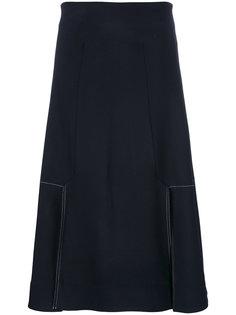 юбка А-образного кроя   Studio Nicholson