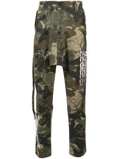 камуфляжные брюки Haculla