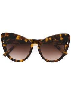 """солнцезащитные очки """"кошачий глаз"""" Stella McCartney"""