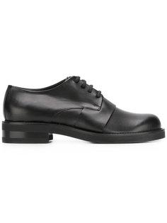 ботинки Дерби с панельным дизайном Marni