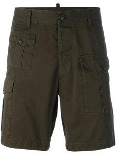 шорты карго Dsquared2