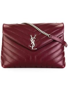 большая сумка на плечо Lou Lou Monogram Saint Laurent