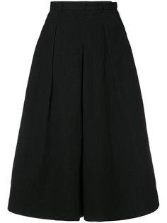 укороченные брюки-палаццо YMC