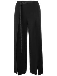брюки Roman с разрезами Zoe Jordan