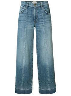 flared jeans  Current/Elliott