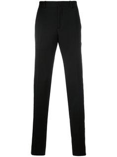 брюки прямого кроя  Alexander McQueen