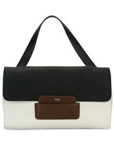 сумка с панельным дизайном Furla