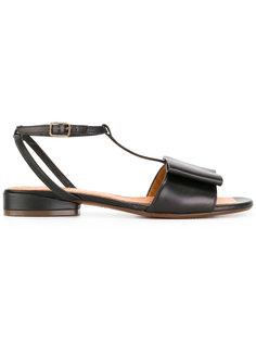 сандалии с Т-образной планкой Chie Mihara