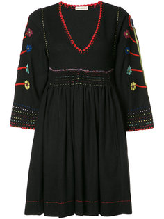 embroidered mini dress Ulla Johnson