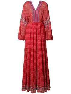 long peasant dress Ulla Johnson