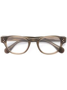 очки в квадратной оправе Lesca