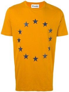 футболка Page Europa  Études