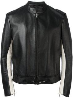 куртка с заплатками на локтях  Maison Margiela