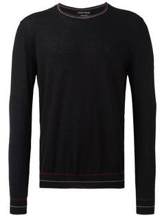 свитер с аппликацией  Alexander McQueen