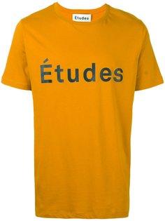 футболка Page Etudes  Études