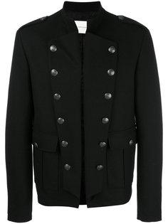 куртка в военном стиле Pierre Balmain