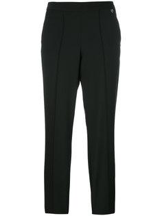 укороченные брюки со стрелками Twin-Set