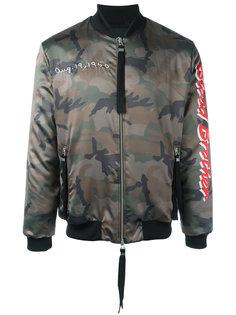 куртка-бомбер Loyal Blood Brother