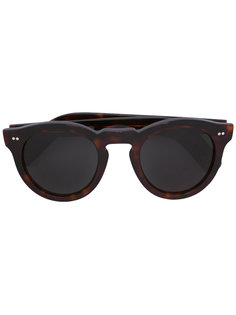 солнцезащитные очки в круглой оправе Cutler & Gross