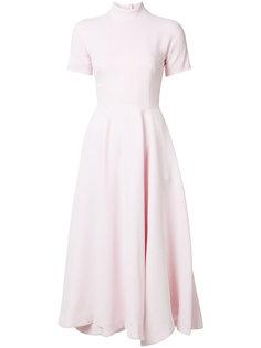 flared short sleeve dress Emilia Wickstead