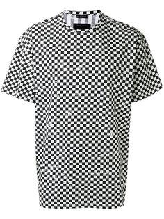 футболка в клетку  Marc Jacobs