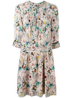 платье с цветочным узором Zadig & Voltaire