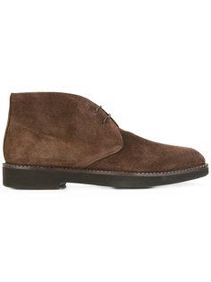 ботинки-дезерты Santoni