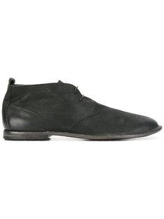 ботинки-дезерты Pantanetti