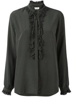 блузка с оборками Zadig & Voltaire
