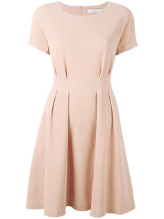 платье со складками Harris Wharf London