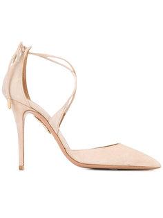 туфли с ремешками Aquazzura