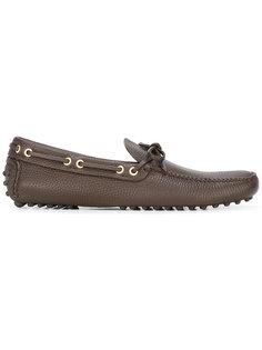 ботинки-топсайдеры Car Shoe