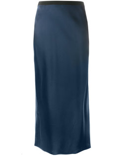 длинная юбка  Helmut Lang