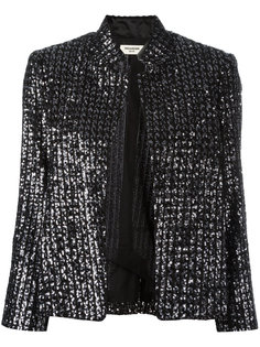 декорированный пиджак  Zadig & Voltaire
