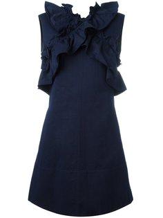 платье А-образного кроя   Marni