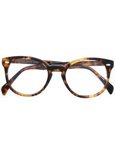 очки в черепаховой оправе Cutler & Gross