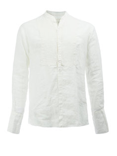 рубашка строгого кроя Greg Lauren