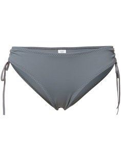 gathered sides bikini bottom Malia Mills