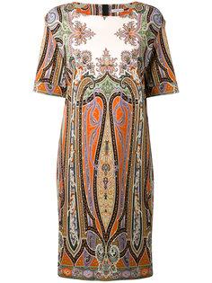 платье с узором Persian Etro