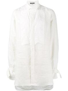 удлиненная рубашка Ann Demeulemeester