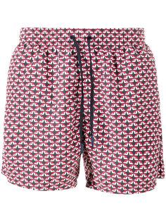 шорты для плавания Bag Bugs Fendi