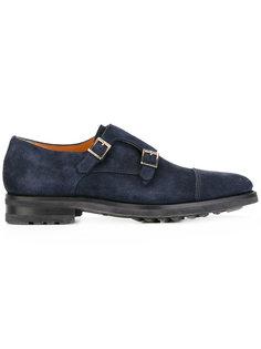 ботинки-монки Santoni