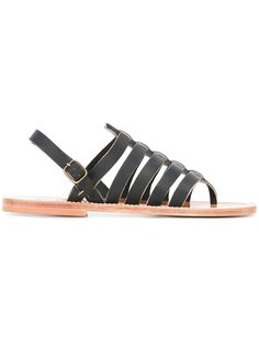 Homer strappy sandals K. Jacques
