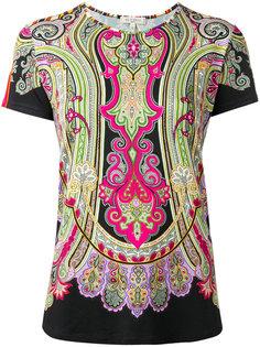 футболка Persian с принтом Etro