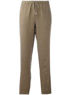 drawstring trousers Majestic Filatures