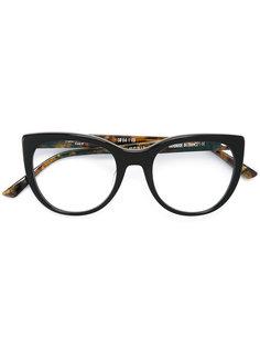 очки в овальной оправе Peter & May Walk
