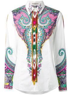 рубашка Persian с узором Etro