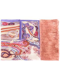 платок Persian с узором Etro