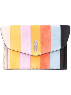 striped clutch  Hayward